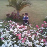 Cute Hadi 3 150x150 Luqman with Jasim and Hadi in Bukhari Park