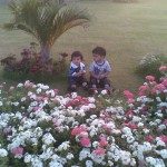 Cute Jasim with Hadi 150x150 Luqman with Jasim and Hadi in Bukhari Park