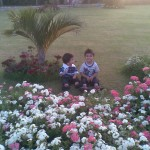Sweet Hadi and Jasim 150x150 Luqman with Jasim and Hadi in Bukhari Park