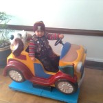Luqman driving car 3 150x150 Trip to Pearl Continental Hotel Bhurban, Darya Neelam and Waterfall