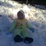 Luqman is snow 3 150x150 Second day pictures of Luqman and Jasim at Patriata, Murree